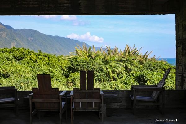 窗景美如畫!花蓮療癒系「濱海孤宅」 還能品嚐到飛魚卵香腸