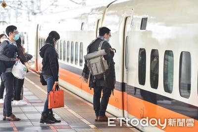 台灣高鐵去年每股賺1.04元 疫情控制得宜「運量、營收可望回升」