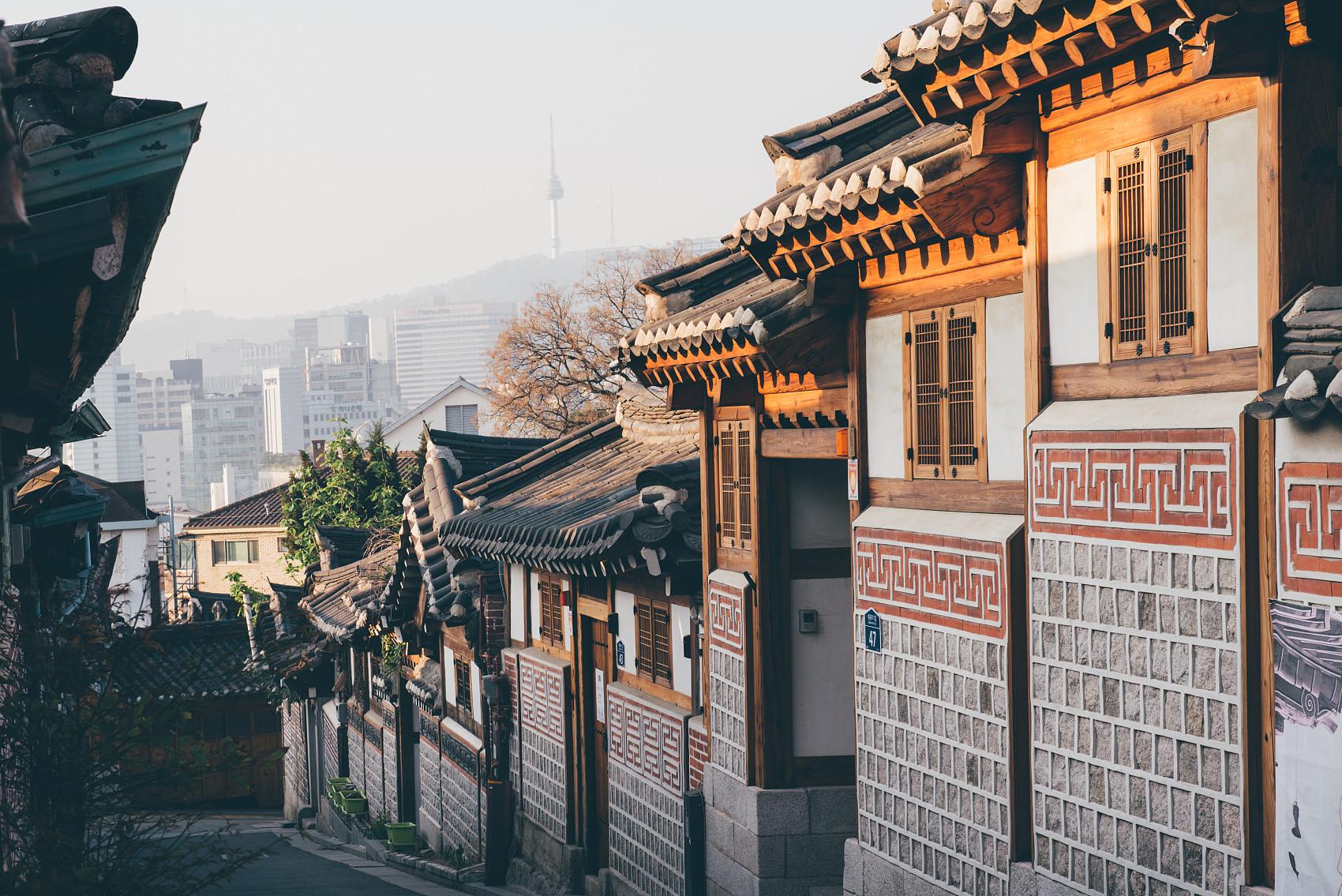 ▲▼知名的北村韓屋村就位於首爾市鐘路區嘉會洞。(圖/CFP)
