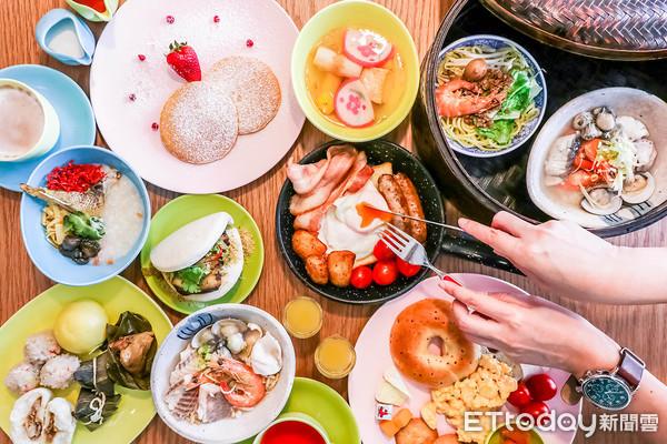 高雄人限定!五星飯店早餐吃到飽399 加碼哈根達斯8口味任你吃 | ET