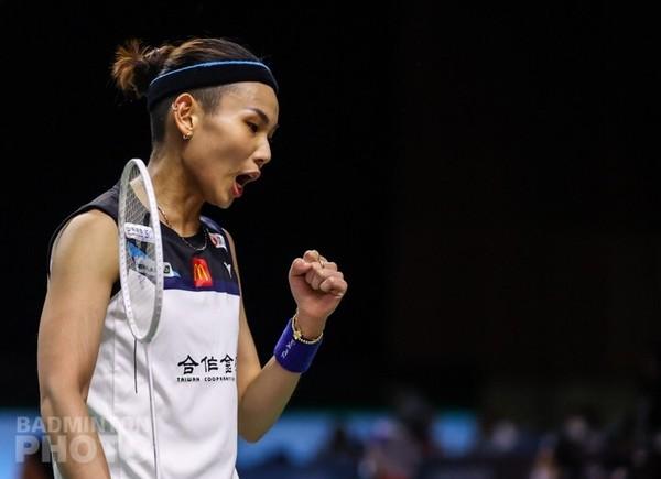 奧運羽球最新積分排名 戴資穎等4席篤定獲東奧參賽