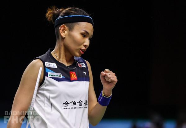 戴資穎大馬站第一種子 中國日本老對手都參賽還有馬琳