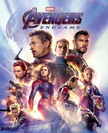 ▲《復仇者聯盟4》為全球最賣座電影。(圖/翻攝Instagram/avengers)