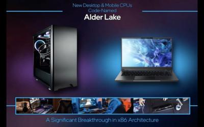 與蘋果M1競爭 英特爾將推新晶片12代Alder Lake