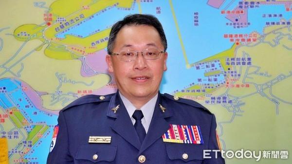 全國最年輕警察局長 基隆港警總隊長廖材楨接任宜蘭縣警長