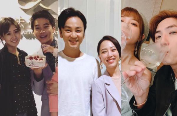 3對演藝圈情侶「同劇擦愛火」! 方志友24歲就當媽
