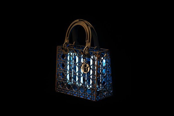 ▲Lady Dior as seen by。(圖/DIOR提供)