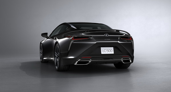 ▲2021 Lexus LC 500 Inspiration Series。(圖/翻攝自Lexus)