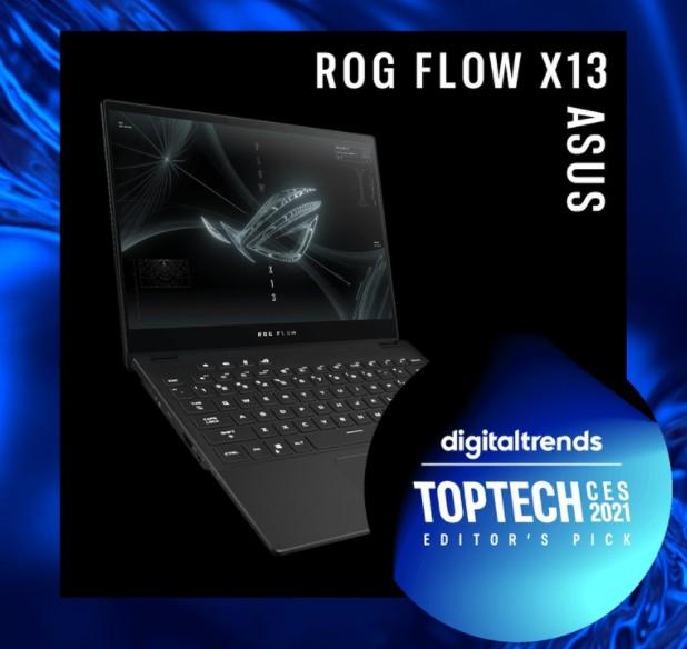 ▲▼ROG Flow X13。(圖/翻攝自digitaltrends)