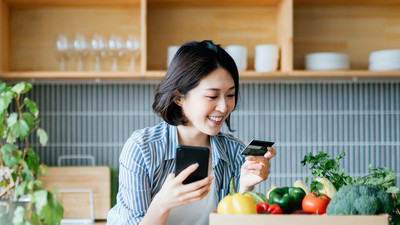 後疫情時代神卡降臨 網購、美食外送、行動支付享高回饋 每月上限10萬超撩人