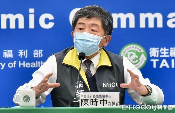 染疫醫案856案838「不同休息室」 陳時中坦言:要檢討院內感染SOP