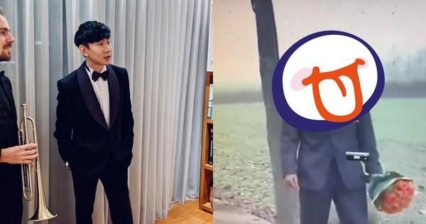 網曝「林俊傑結婚影片」! 驚見1大咖歌手到場…傻眼了