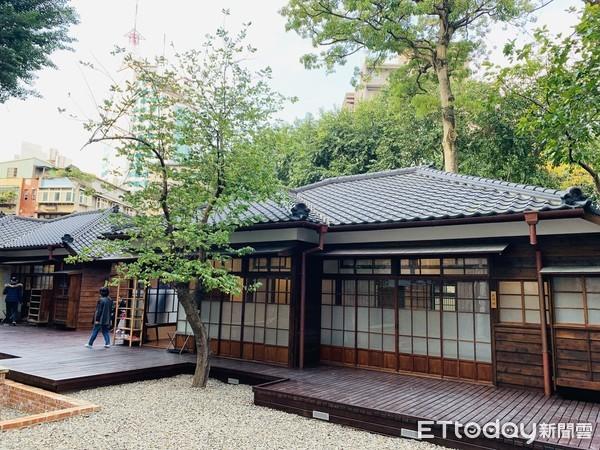 7棟占地300坪「臺灣文學基地」開幕!北市保存最完整日式建物群   ET