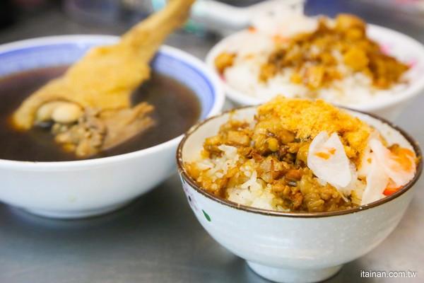 入味米糕+Q黏肥肉超銷魂!麻豆市場60年老店 必點當歸鴨腿肉 | ETt
