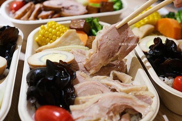 還沒打烊就賣光!台北超夯土雞肉便當 Q嫩蔥油雞咬下還會流汁   ETto