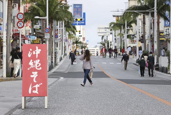 快訊/沖繩發布緊急事態!為期19天至2/7為止