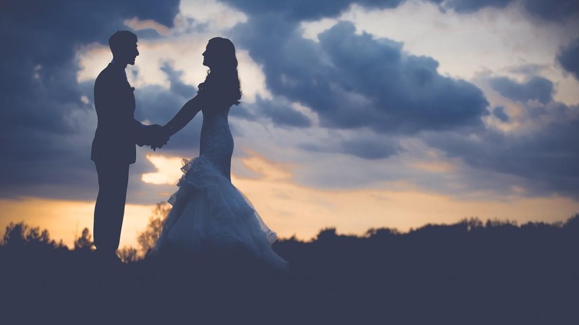 ▲▼ 結婚示意圖。(圖/取自免費圖庫pixabay)