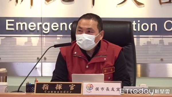快訊/侯友宜強烈建議「清空部桃」 新北醫院已準備好隨時支援