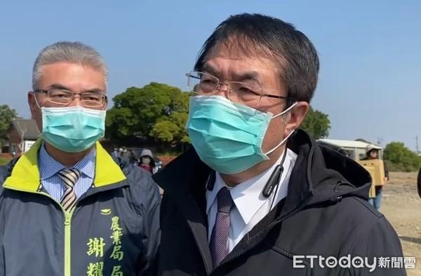 黃偉哲宣布:台南月津港燈節、鹽水蜂炮及春節大型活動取消