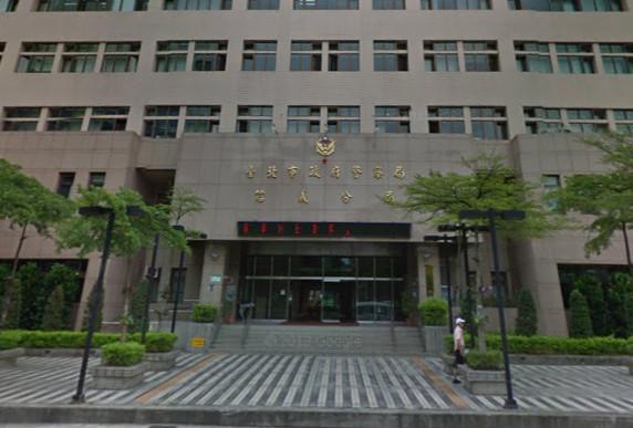 台北市信義分局。(圖/翻攝Google街景)