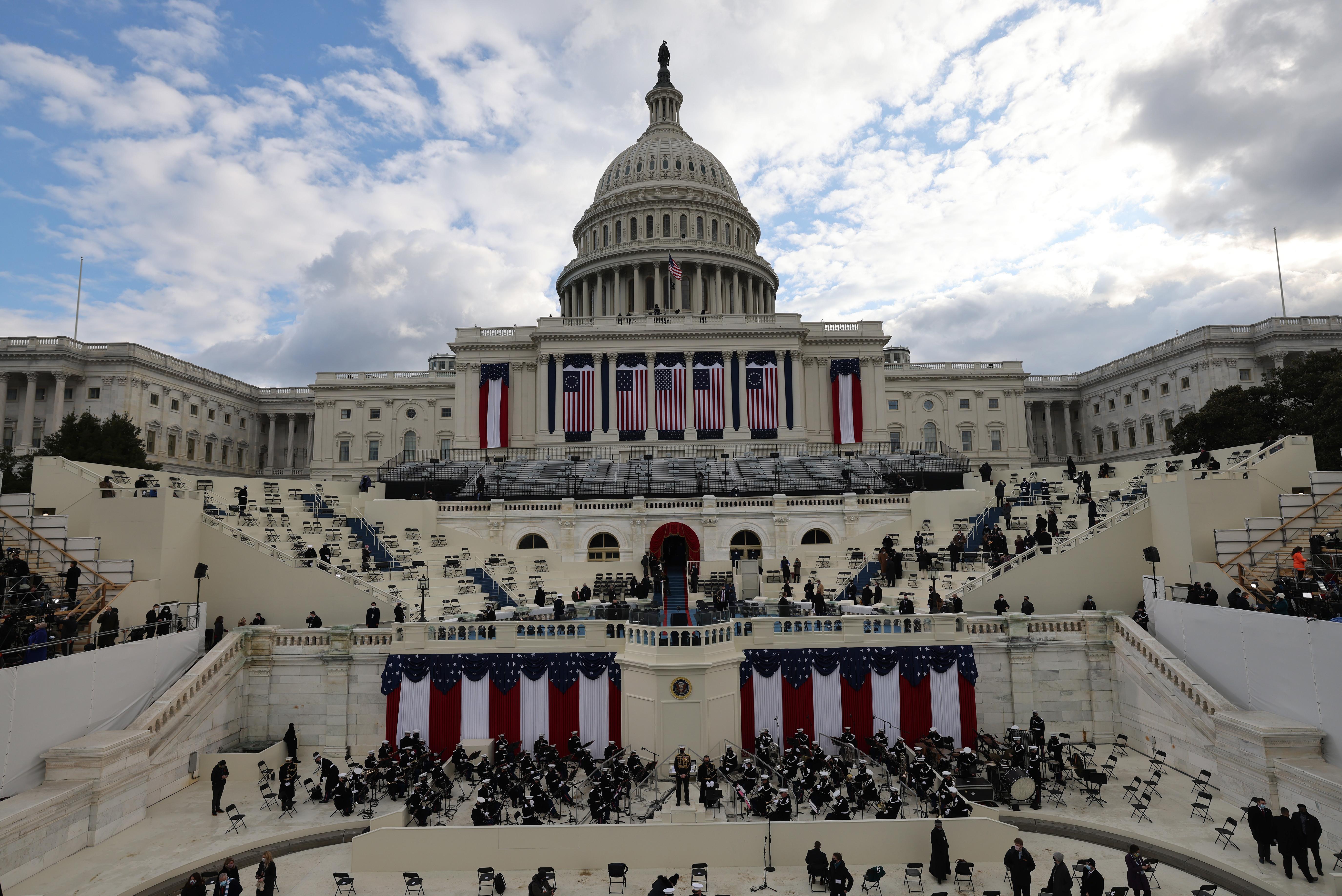 美國,拜登,振興,基礎建設,民主黨,共和黨,參議院,經濟,和解