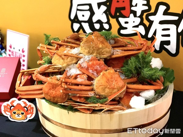 台灣虎航產地直送 不用飛日本也能吃到「鳥取縣紅楚蟹」 | ETtoday