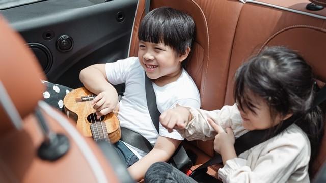 ▲▼偷車賊開走車後才發現車上有小孩。(示意圖/取自免費圖庫Pexels)