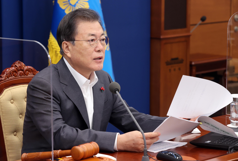 ▲▼南韓總統文在寅須在任期最後一年,建構出拜登時代的外交政策。(圖/達志影像)