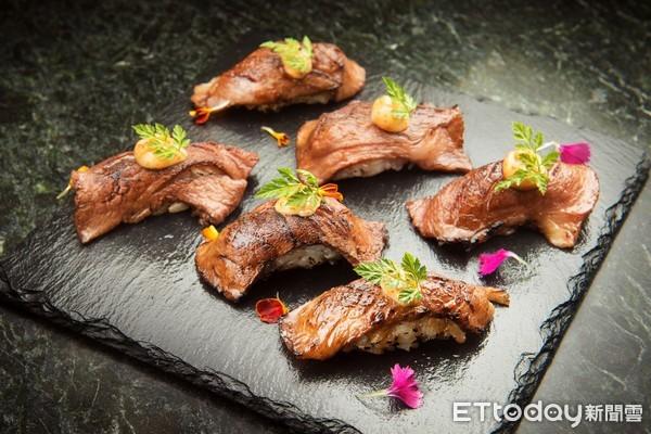 只到1/29!漢來海港吃日本和牛握壽司不加價 首週送出4000份 | E