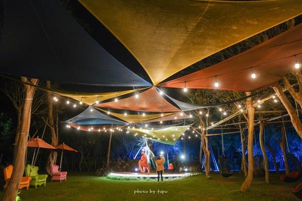 從入住玩到退房!苗栗5星級豪華露營 狂拍浪漫水管屋、彩攝森林 | ETt