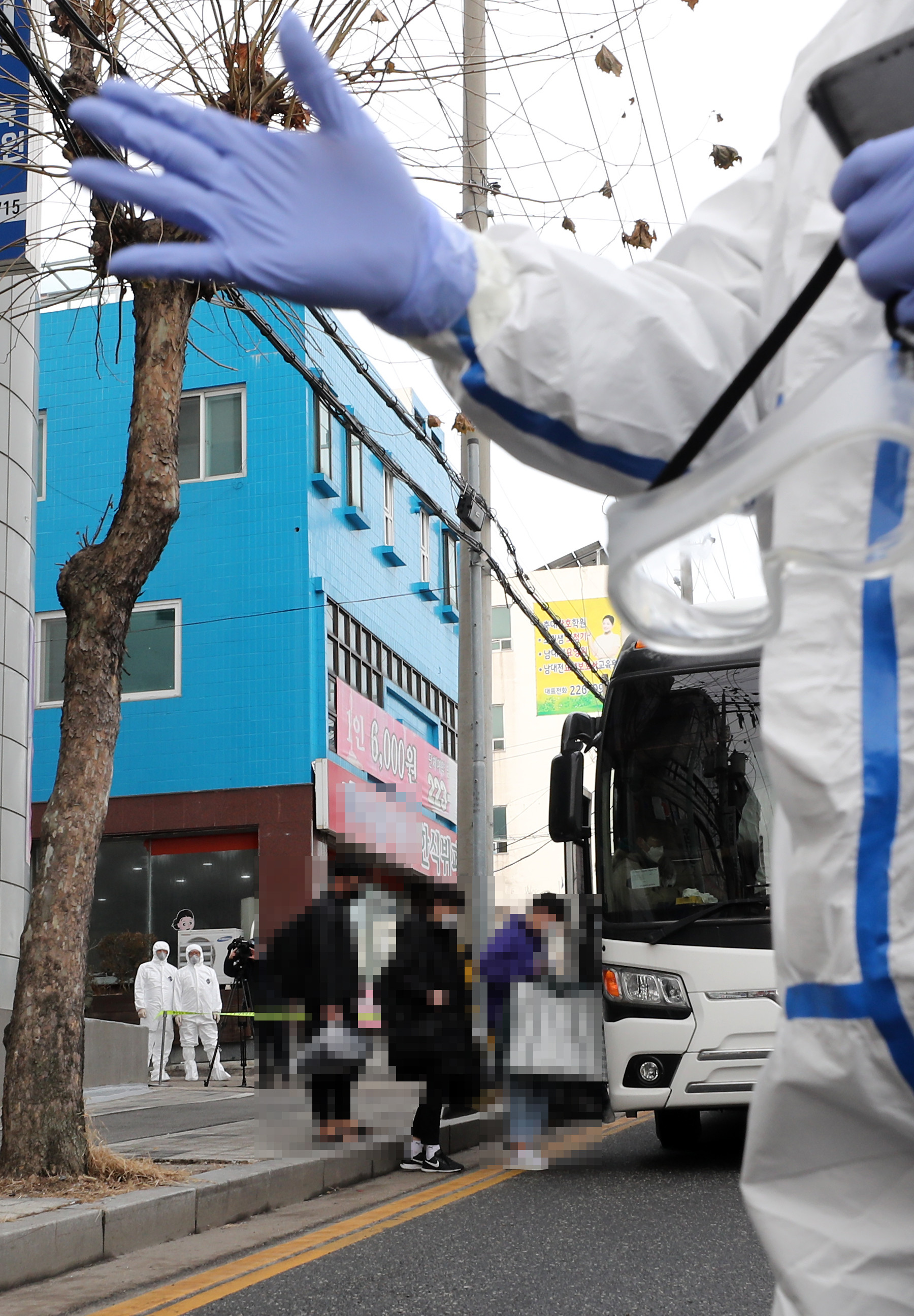 ▲▼大田市基督教IEM國際學校爆發127人群聚感染。(圖/達志影像)