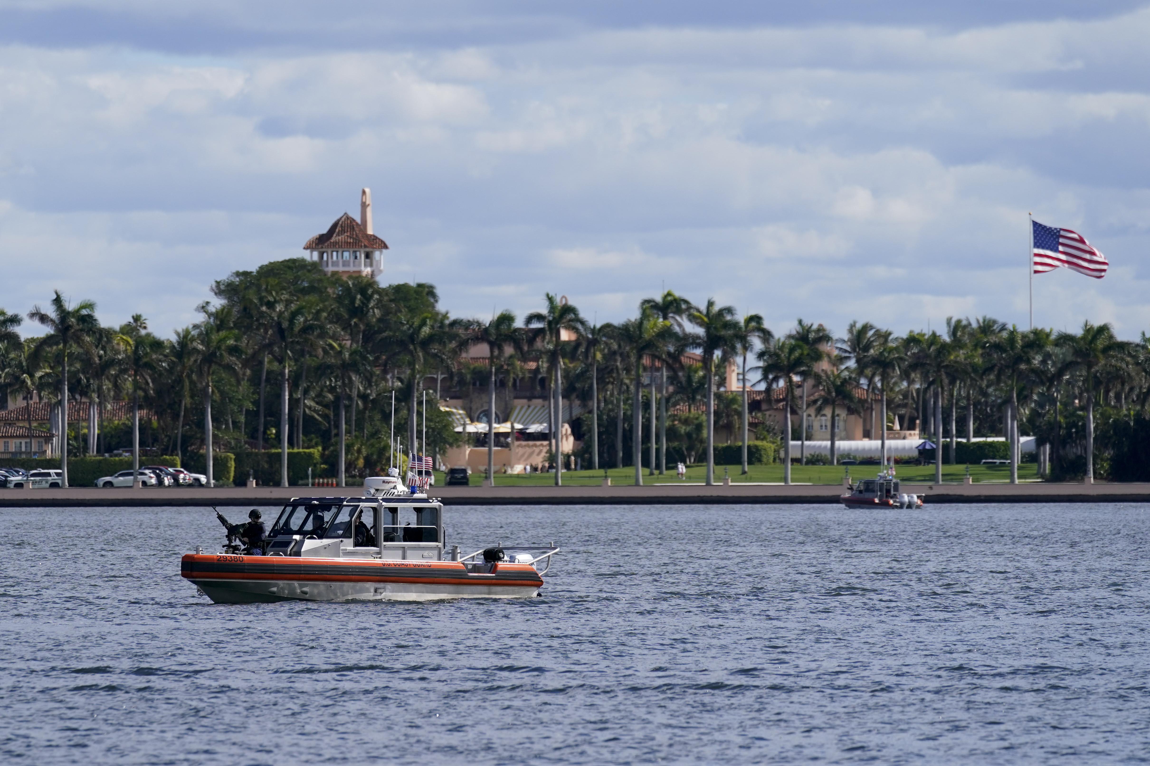 ▲▼位於佛州棕櫚灘的海湖莊園。(圖/達志影像/美聯社)