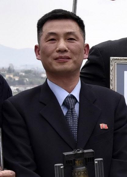 ▲▼北韓前駐義大利代理大使曹誠吉,其投誠南韓2個月後,柳鉉宇也選擇投誠。(圖/翻攝自韓網)