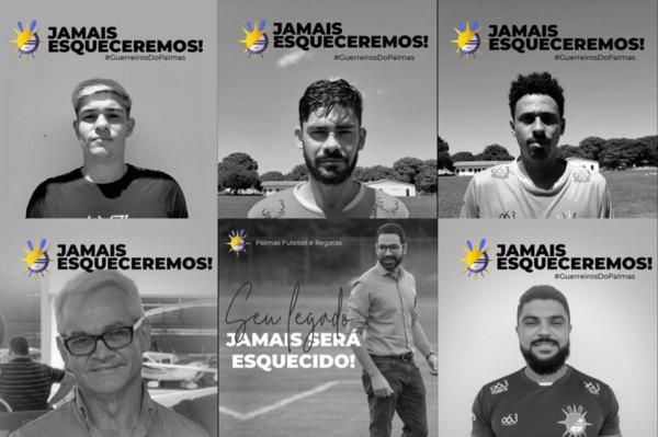 巴西足球隊遇空難!小型飛機起飛後「撞地墜毀」 機上6人全罹難