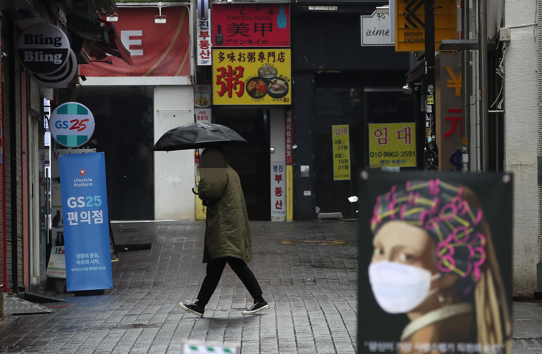 ▲▼南韓去年經濟受疫情影響,嚴重打擊民生消費與內需市場。(圖/達志影像)
