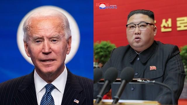 ▲▼北韓對外宣傳媒體23日首次提到拜登當選美國總統。(圖/達志影像)
