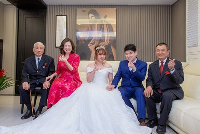 結婚禮金all in「護國神山」賺到試管嬰兒費 小資男:感謝老婆讓我買台積電
