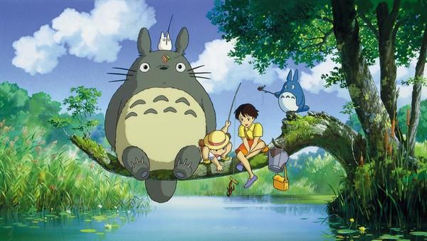 為什麼小月、小梅再也看不到「龍貓」了? 宮崎駿親口給催淚解答