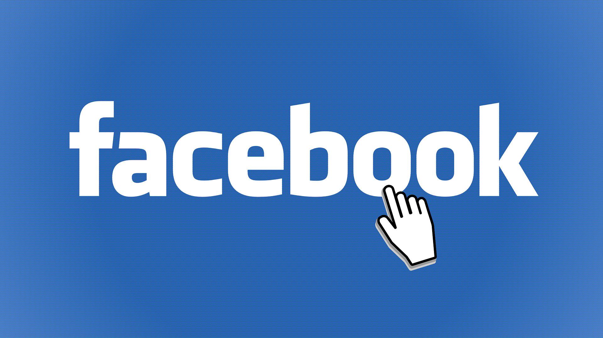 ▲▼臉書,facebook。(圖/取自免費圖庫Pixabay)