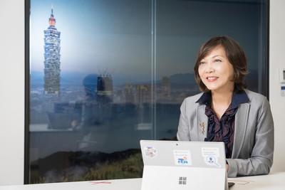 十年來首度非空降!台灣微軟首席營運長「台灣女兒」陳慧蓉接任