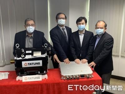 台灣首款國產電動巴士動力系統亮相 工研院攜手大同完成測試認證