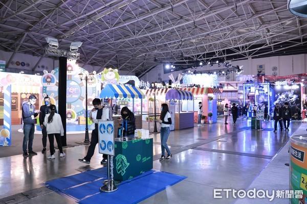 全球第一檔電玩展開幕 台設備大廠推次世代電競平台開放玩家體驗 | ETt