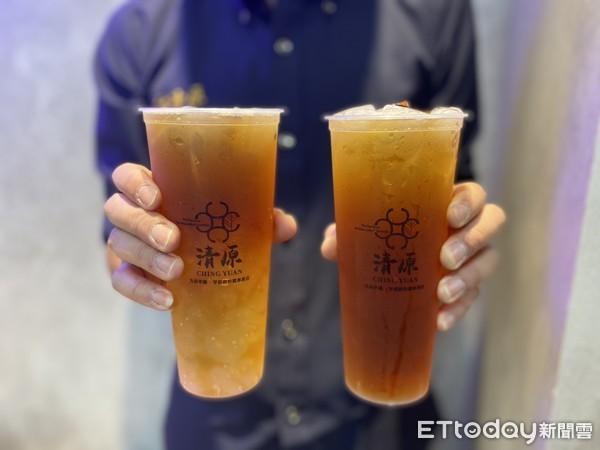 果香紅茶加了蜂蜜凍!「清原芋圓X蜜蜂工坊」聯名了 連8天買1送1 | E
