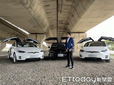 30歲型男酷愛特斯拉「極速模式」 自創電池概念股組合、年穩賺20%