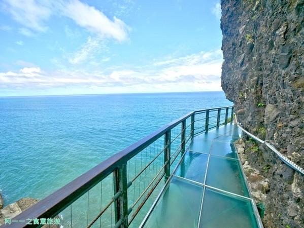 體驗海上行走!花蓮超刺激天空步道 低頭能見夢幻漸層藍海 | ETtoda