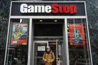 GameStop財務長辭職! 激勵尾盤「狂飆逾100%」
