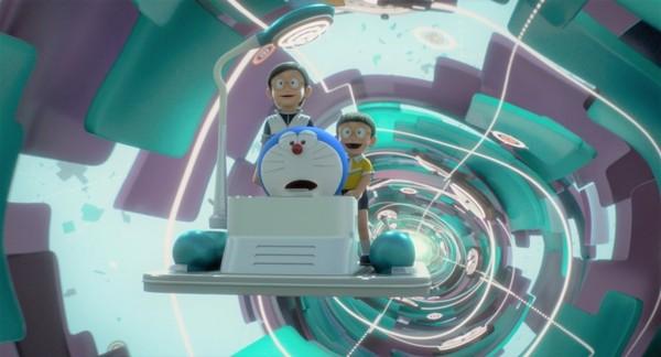 [新聞] 哆啦A夢50周年紀念作大卡關!導演:拍不下