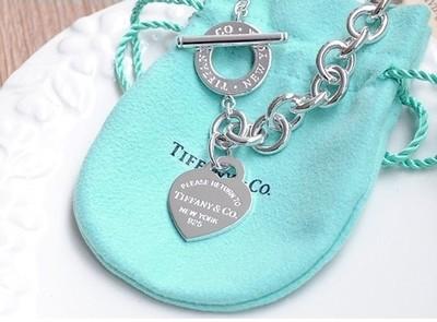 Tiffany愛心手鍊現省5900元!超經典設計 情人節用小藍盒擄獲她的心