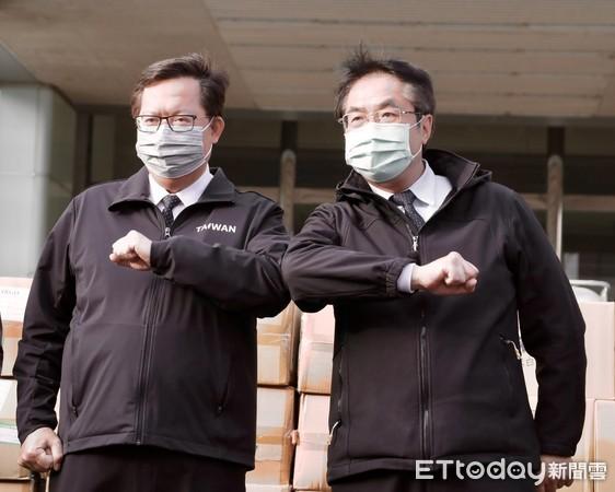 台南防疫送暖到桃園 黃偉哲贈蜜棗期許鄭文燦「棗」度難關! | ETtod