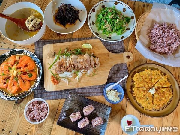 吃進最道地原住民美味 台東長濱必吃無菜單料理「一耕食堂」 | ETtod